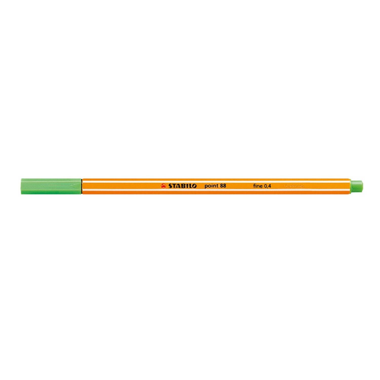 Korting Stabilo Fineliner 88 33 Licht Groen
