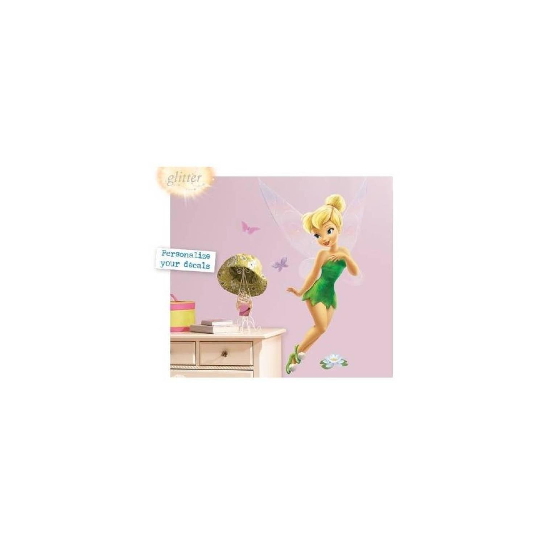 Muurstickers Fairies 46 X 101 Cm