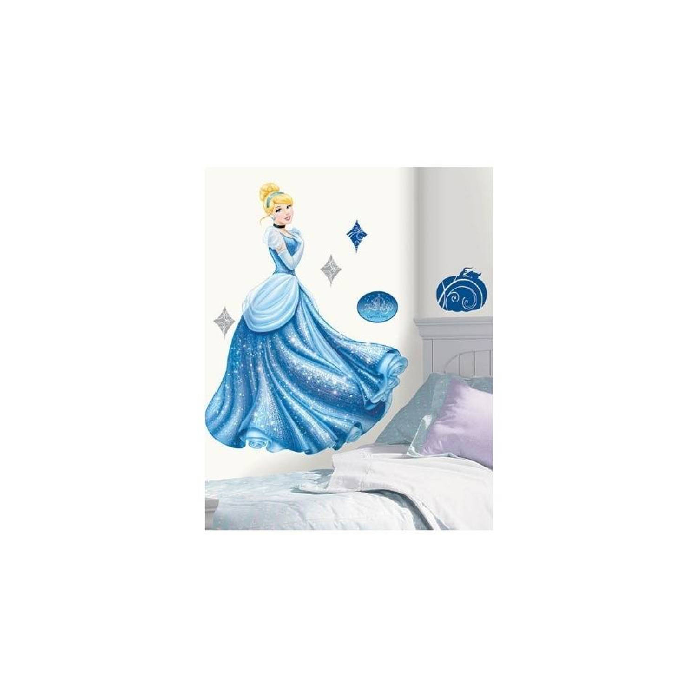 Disney Muurstickers Princess 2 Vel 46 X 101 Cm