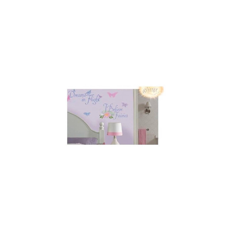 Disney Muurstickers Tinkerbell 1 Vel 46 X 101 Cm