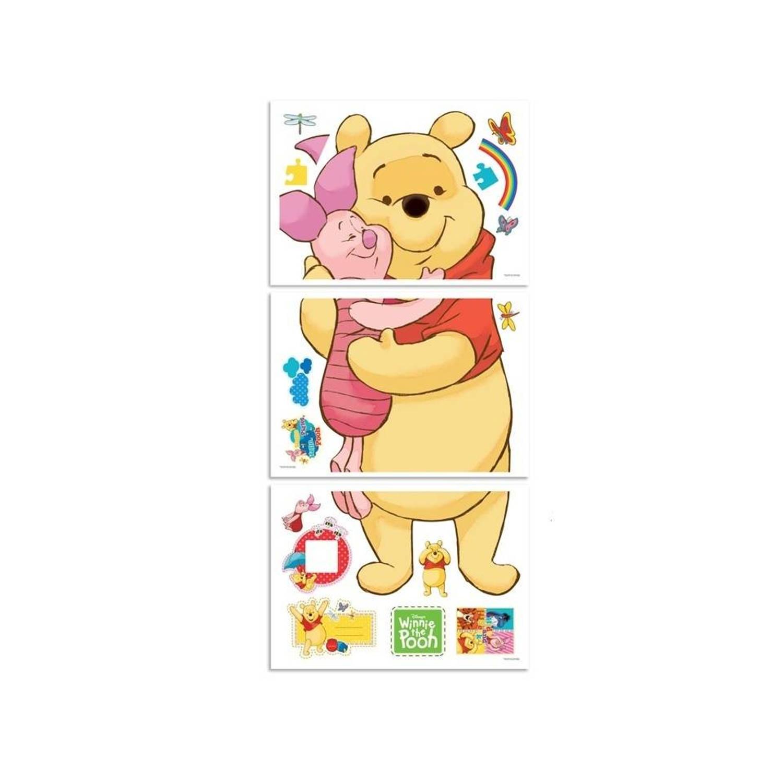 Disney Muursticker Winnie the Poeh 122 cm