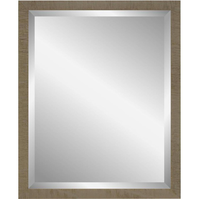 Henzo Driftwood spiegel - 40 x 50 cm - beige