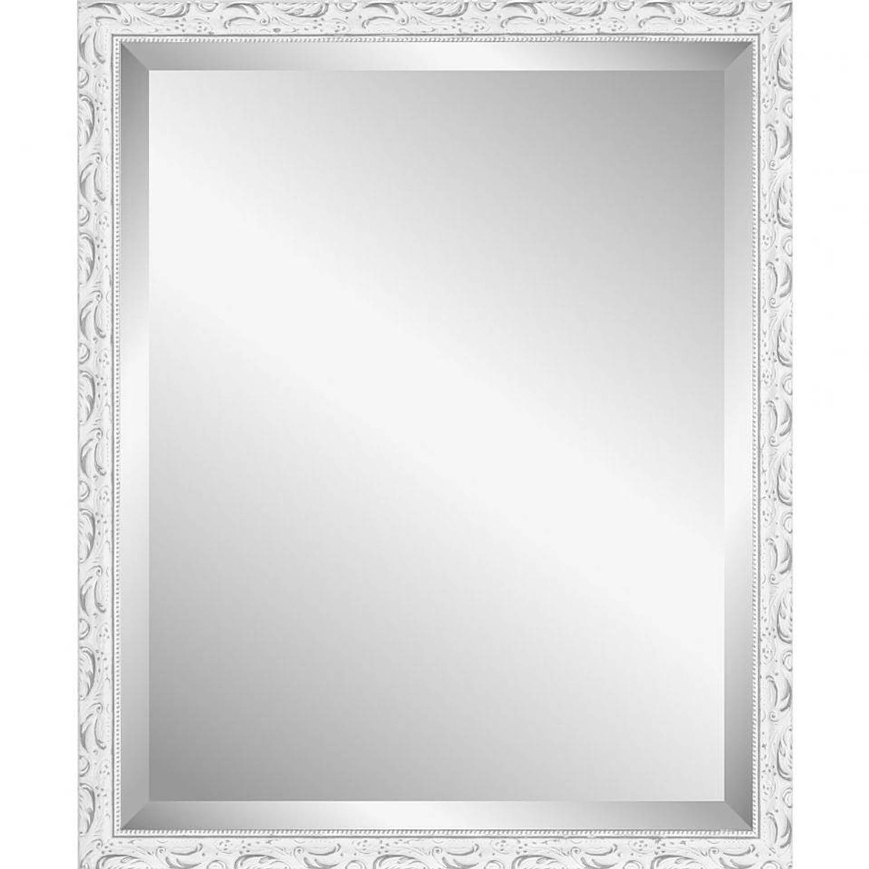 Henzo ChicBaroque spiegel - 40 x 50 cm - wit