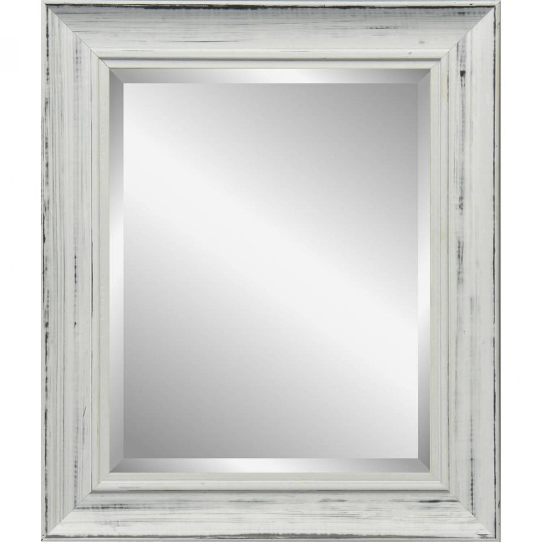 Henzo Anais spiegel - 40 x 50 cm - wit