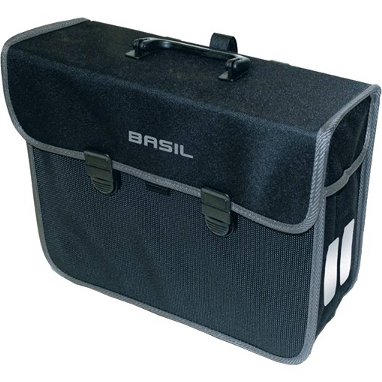 Basil pakaftas Malaga 13 liter zwart