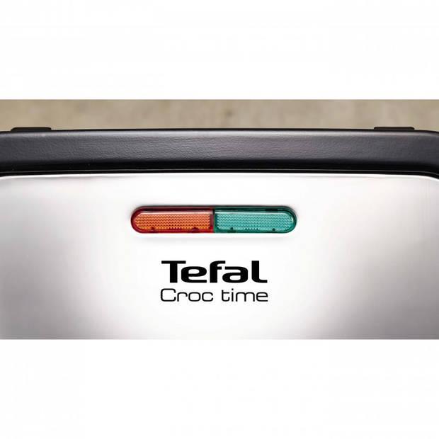 Tefal grill / tosti-ijzer Croc Time SM193D