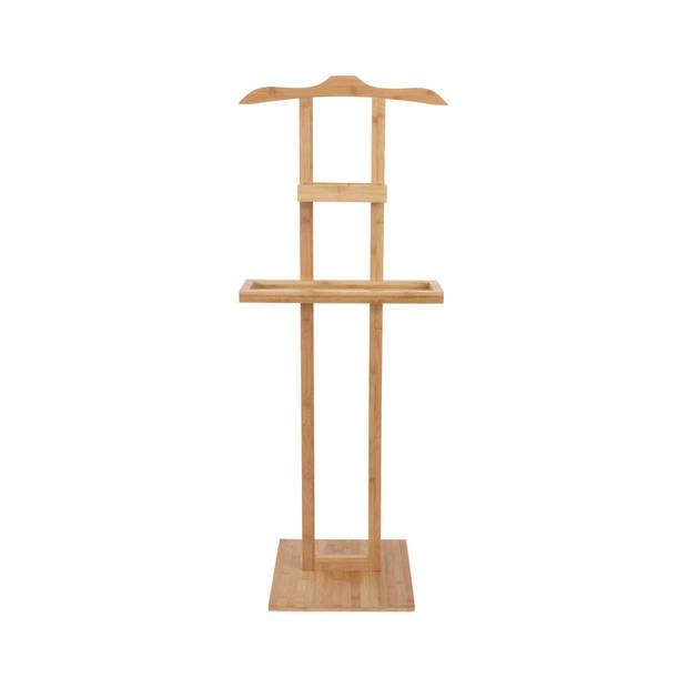 Compactor kledingrek - bamboe