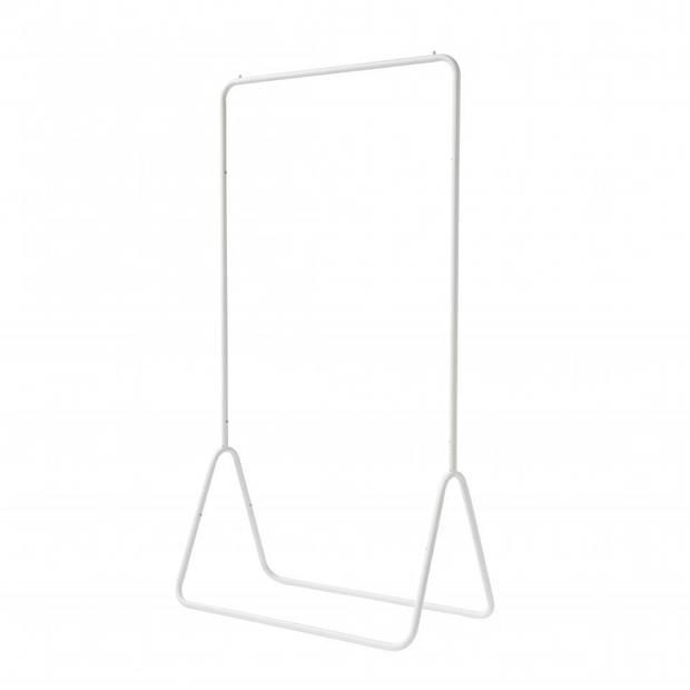 Compactor Design kledingrek - wit