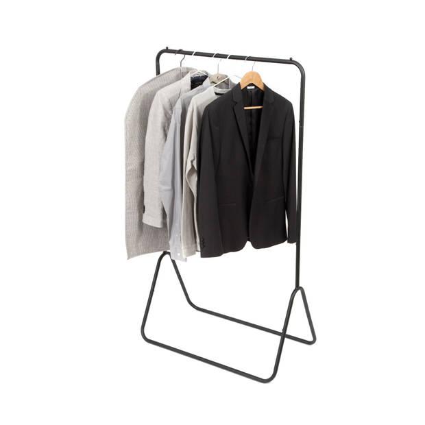 Compactor Design kledingrek - zwart