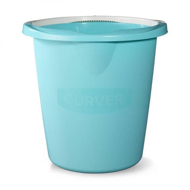 Curver Emmer Molokai Blauw - 10 liter