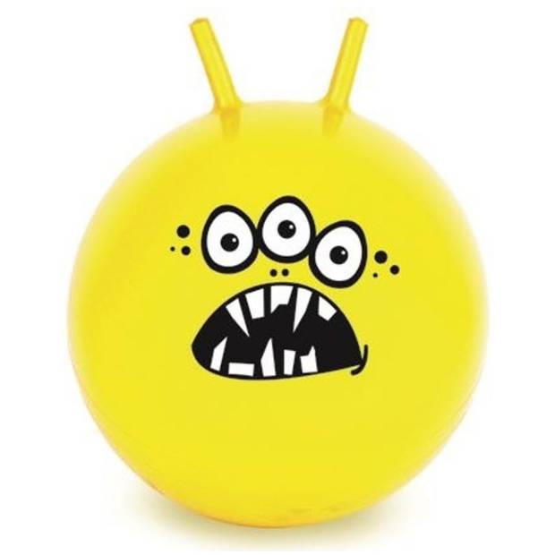 TOYRIFIC Skippybal Jump 'N' Bounce 50 cm geel