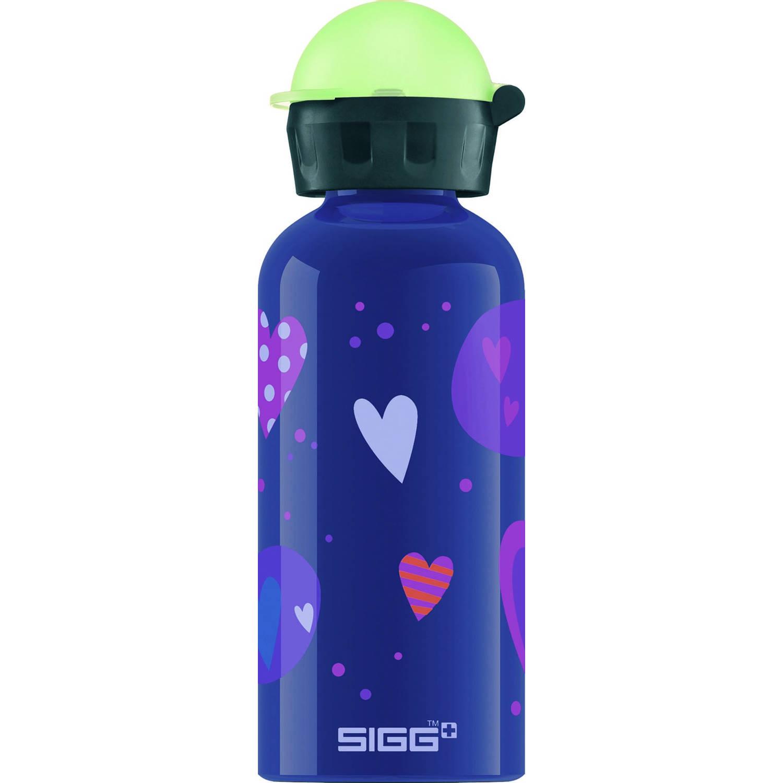 Sigg Drinkbeker: Ballonnen Paars 0.4 L