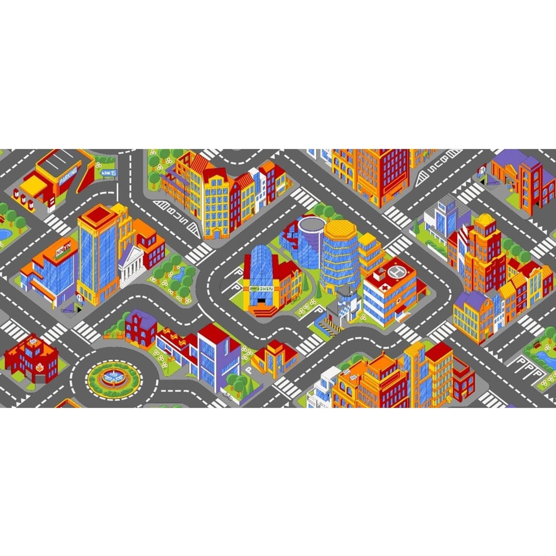 Afbeelding van AW Verkeerskleed Grote Stad 95 X 200 cm