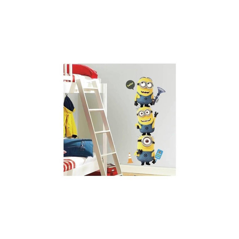 Roommates muursticker Minions 11 stickers