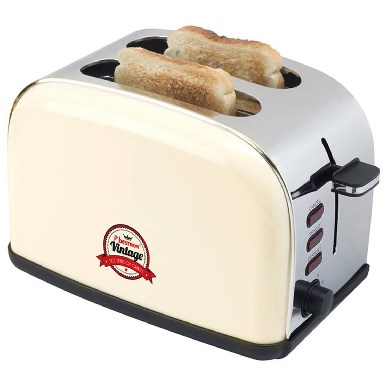 Bestron Vintage Toaster ATS100RE
