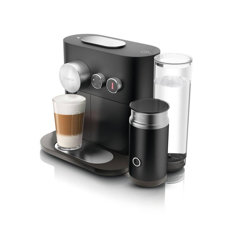 Nespresso krups expert & milk black xn6018