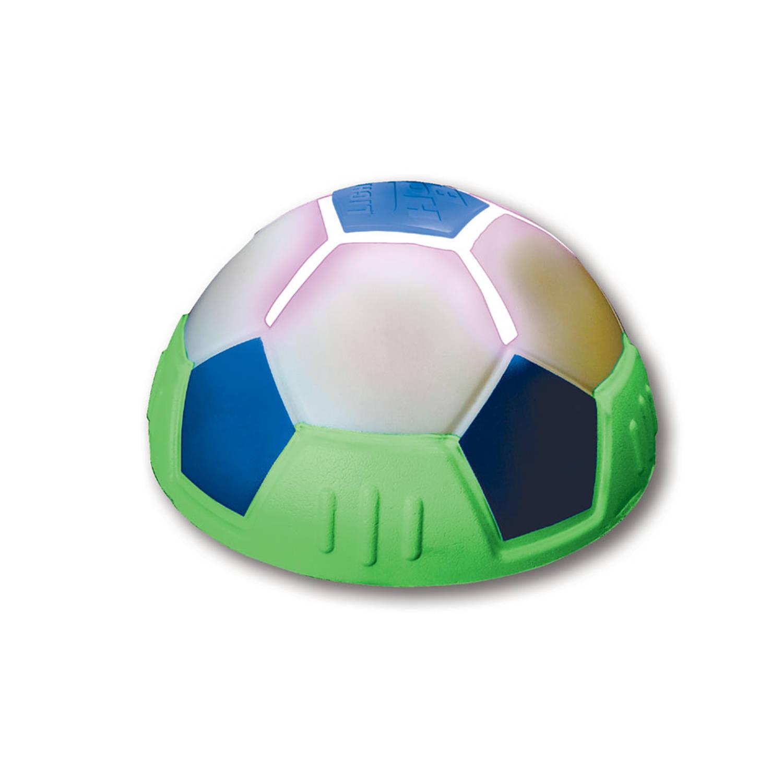 Hover Ball met LED-verlichting - groen   Blokker