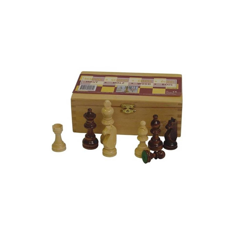 Afbeelding van Abbey Game schaakstukken - 9,5 cm