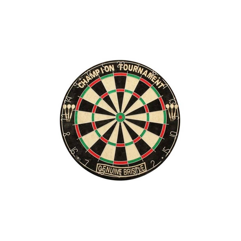 Afbeelding van Abbey Darts Sisal dartbord Classic
