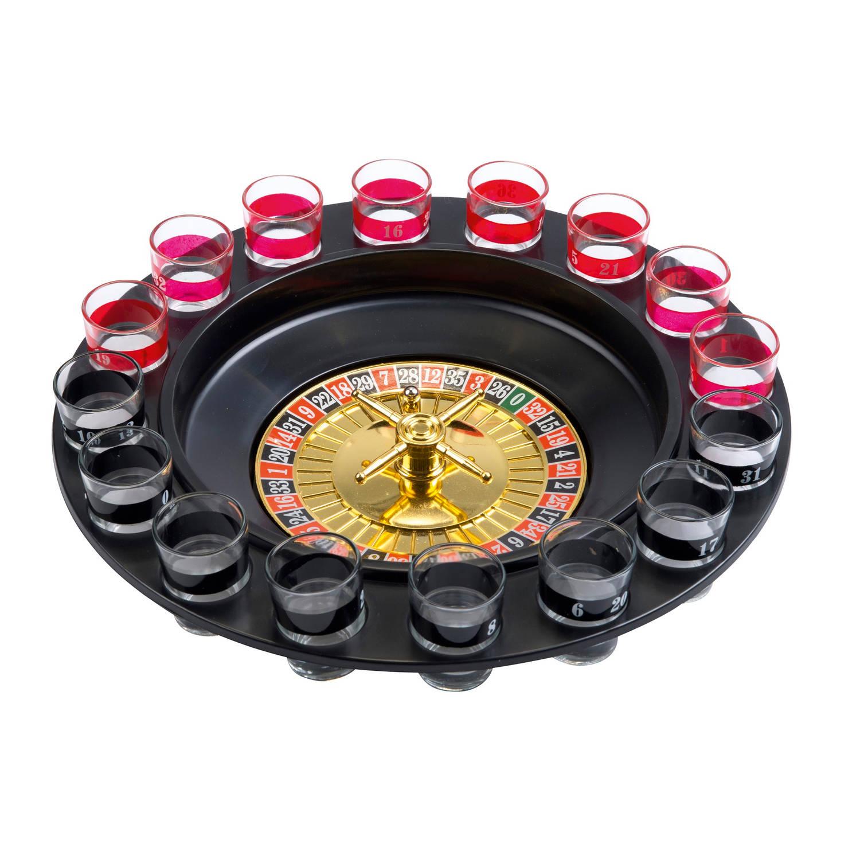 Spin en shot casino drinkspel
