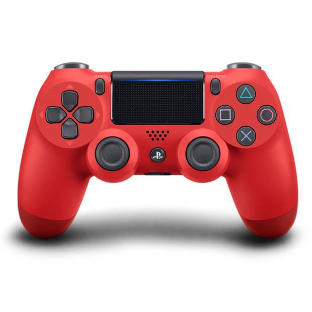 PS4 DualShock 4 Controller V2 - rood