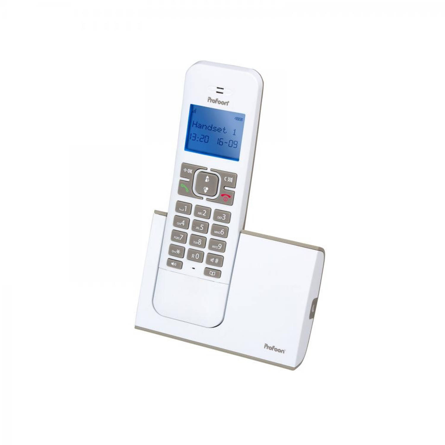 Korting Profoon DECT PDX 8400 WT TE