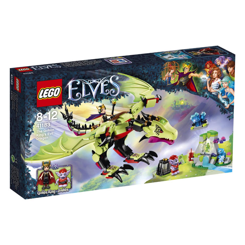 LEGO Elves De Wrede Draak van de Goblin-koning