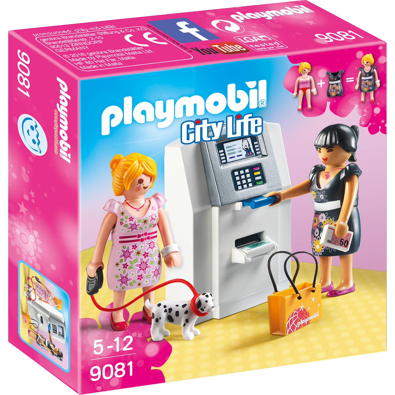 9081 Playmobil Geldautomaat
