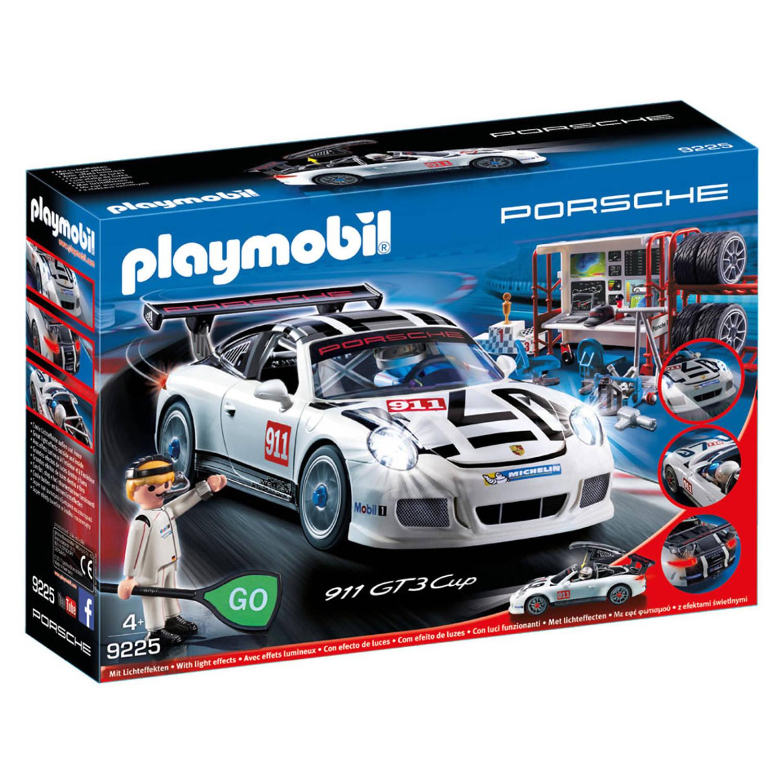 9225 Playmobil Porsche 911 GT3 Cup