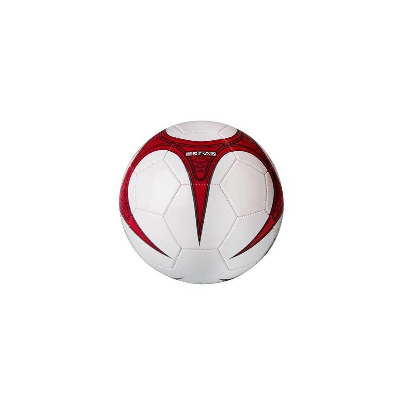 Avento voetbal Warp Speeder - wit/rood