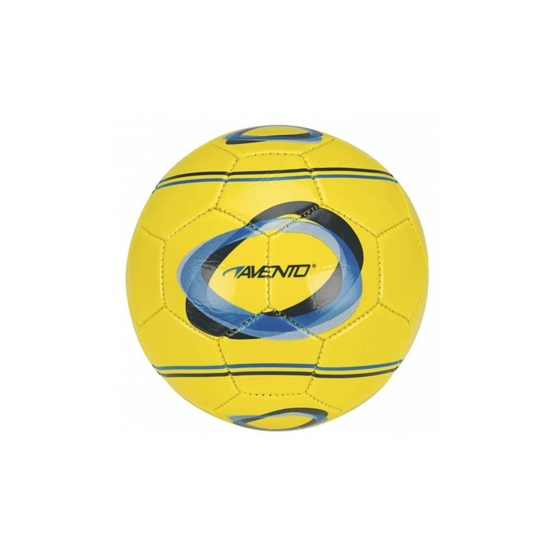 Afbeelding van Avento Elipse mini voetbal - maat 2 - geel