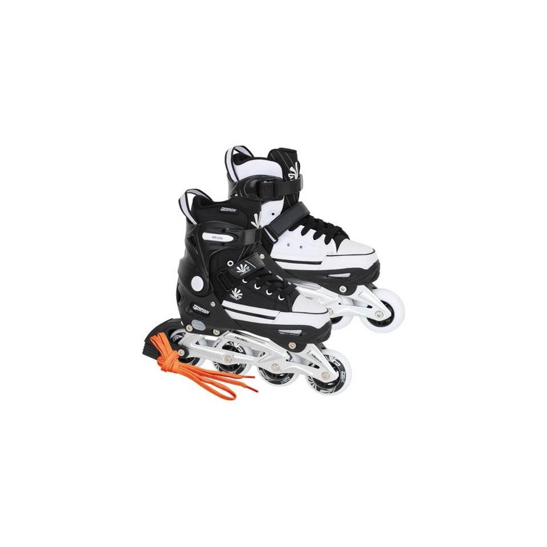 f495ae117c2 Tempish Magic Rebel Inline Skates junior zwart/wit maat 29/32   Blokker