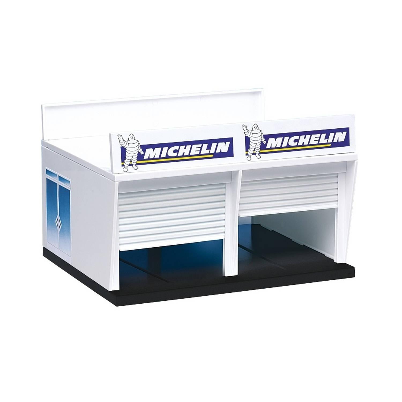 Carrera Pitbox -racebanen - 1:32 - 1:24