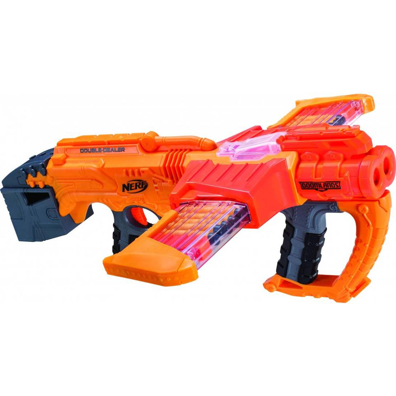 NERF Doomlands 2169 Double Dealer Blaster