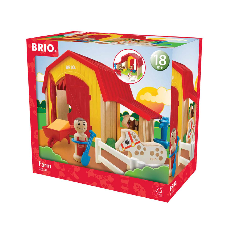 BRIO boerderij 30398