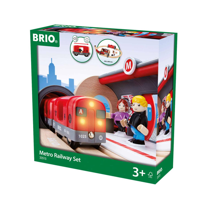 Brio Basisset ? metrostation set