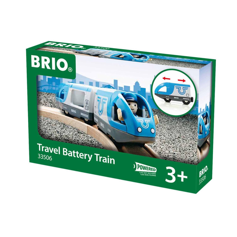 Brio Batterij Trein
