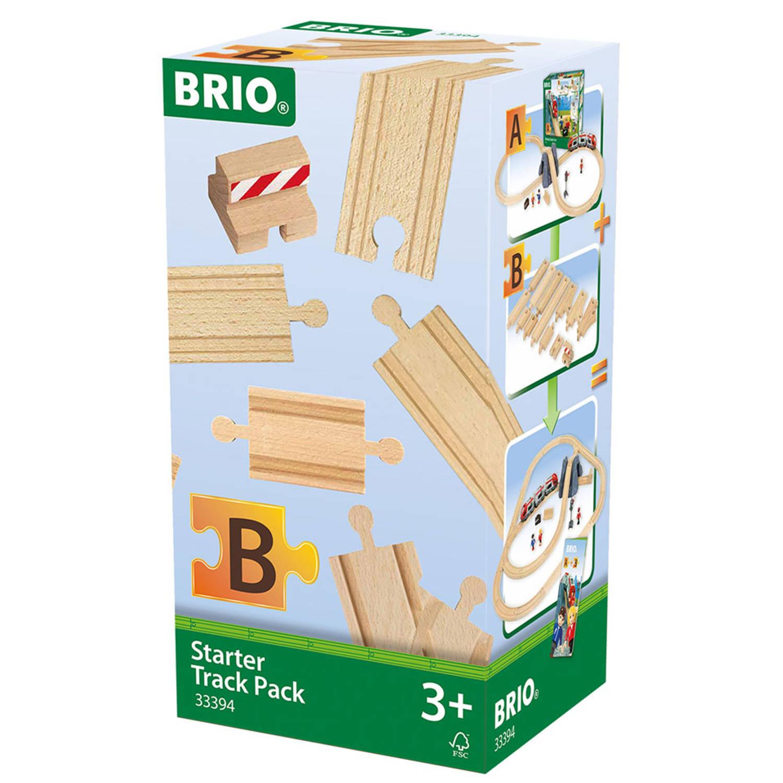 BRIO beginners railset 33394