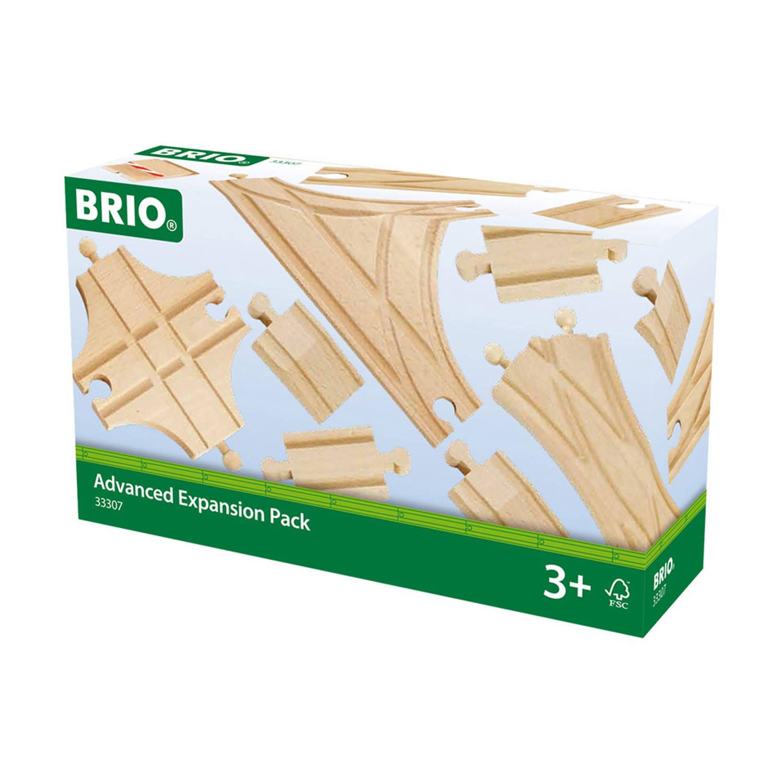 Brio Geavanceerde Rails Uitbreidingsset 33307