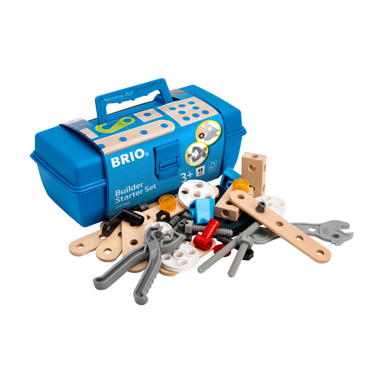 BRIO Builder gereedschapskist starterset 34586