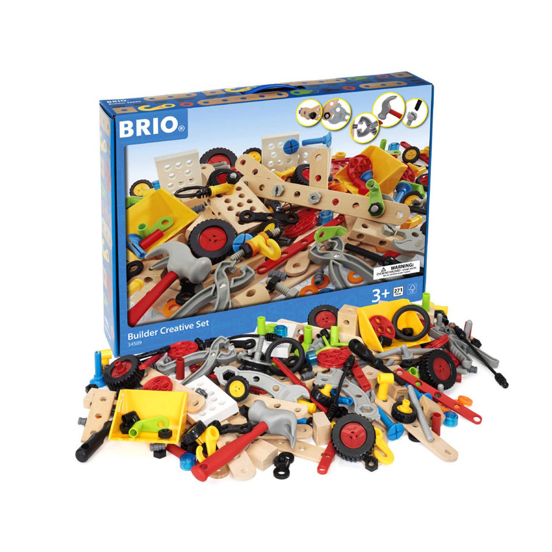 BRIO Builder creatief set 34589