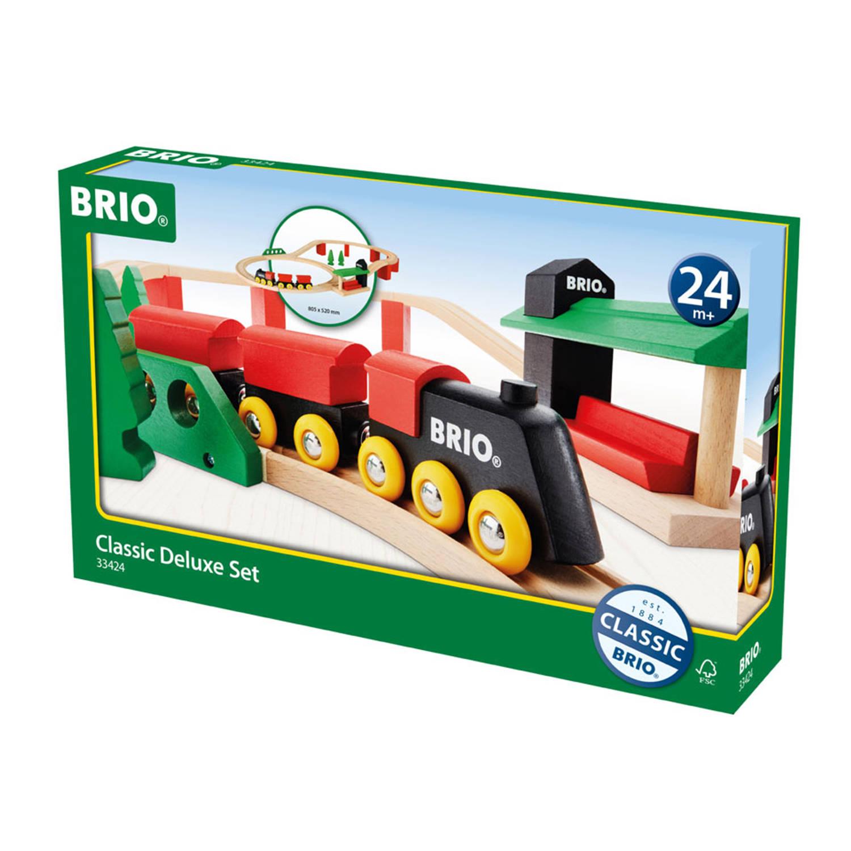 BRIO Classic Deluxe set 33424