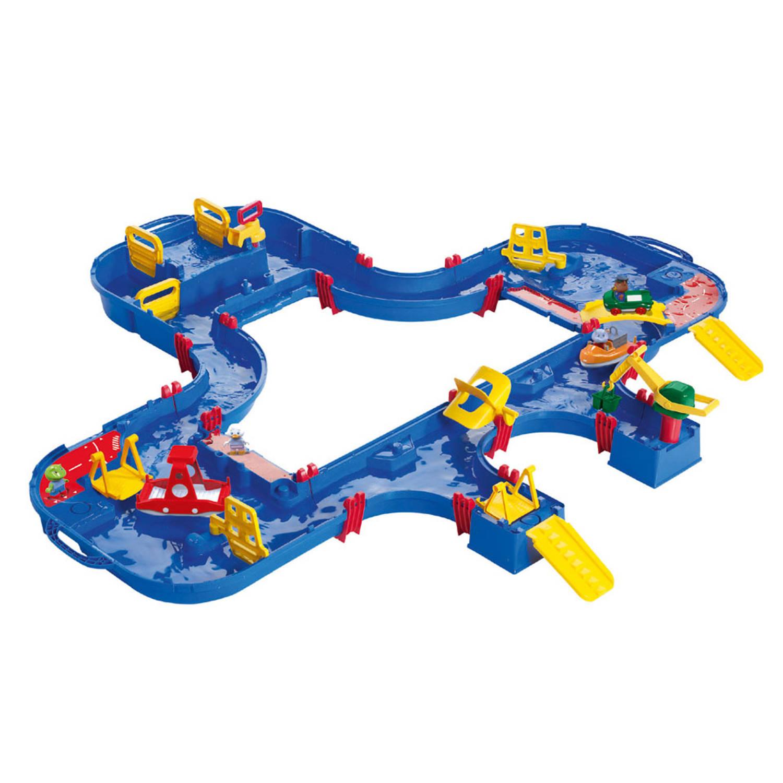 Afbeelding van Aquaplay waterbaan mega set