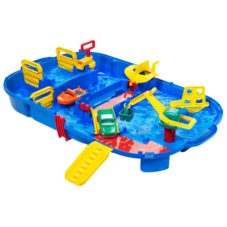 Afbeelding van Aquaplay waterbanen Lock Box