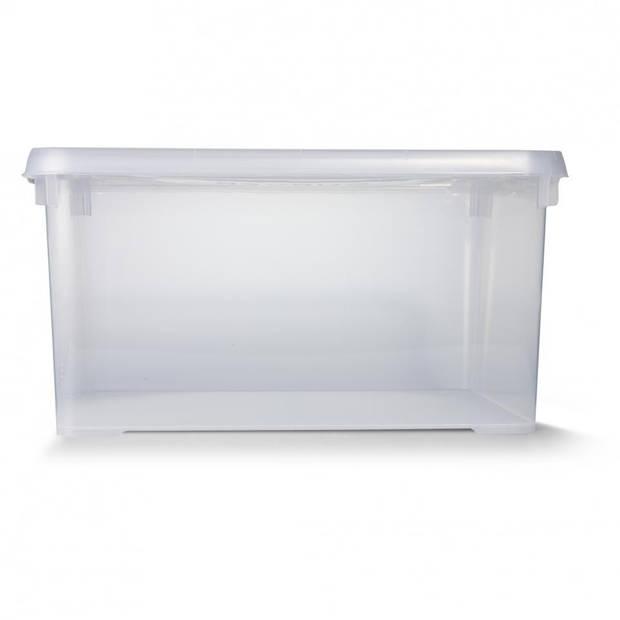 Curver Maxima opbergbox met clipsluiting - 35 l