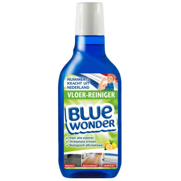 Blue Wonder Vloerreiniger - 750 ml