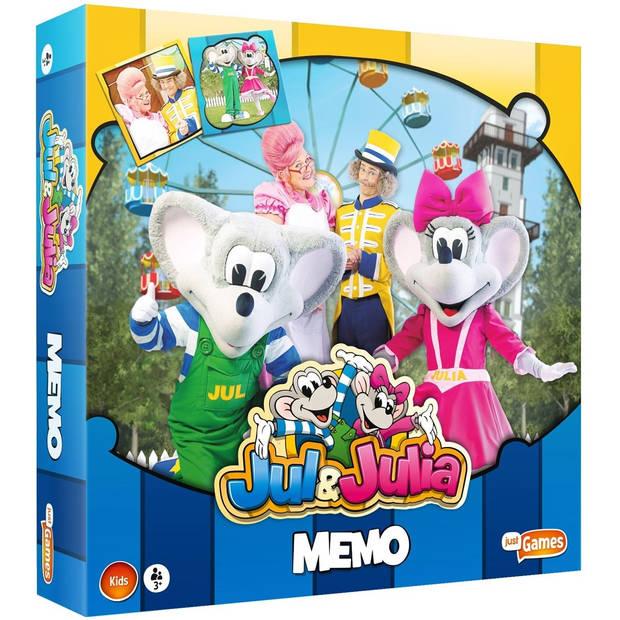 Just Games memory Jul & Julia