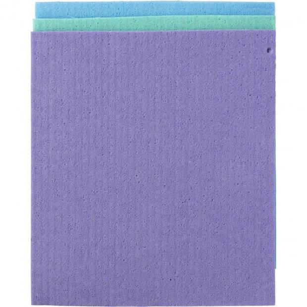 Blokker sponsdoeken - 3 stuks
