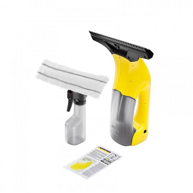 Kärcher Window Vac WV1 - geel