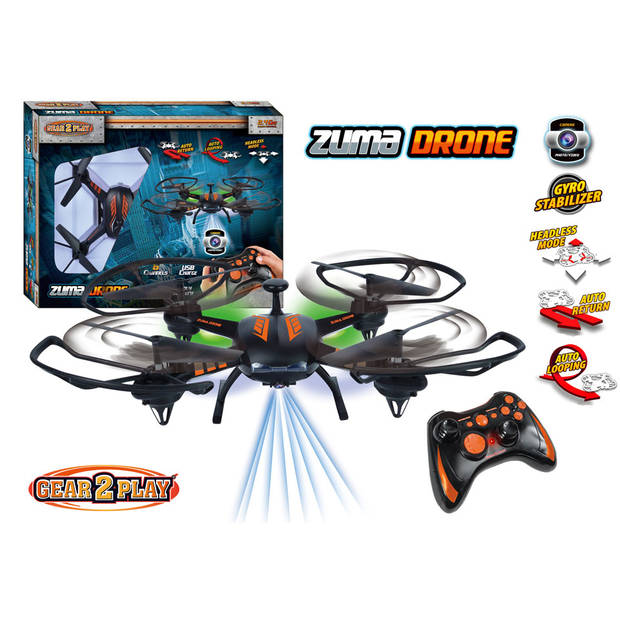 Gear2Play Zuma drone met camera